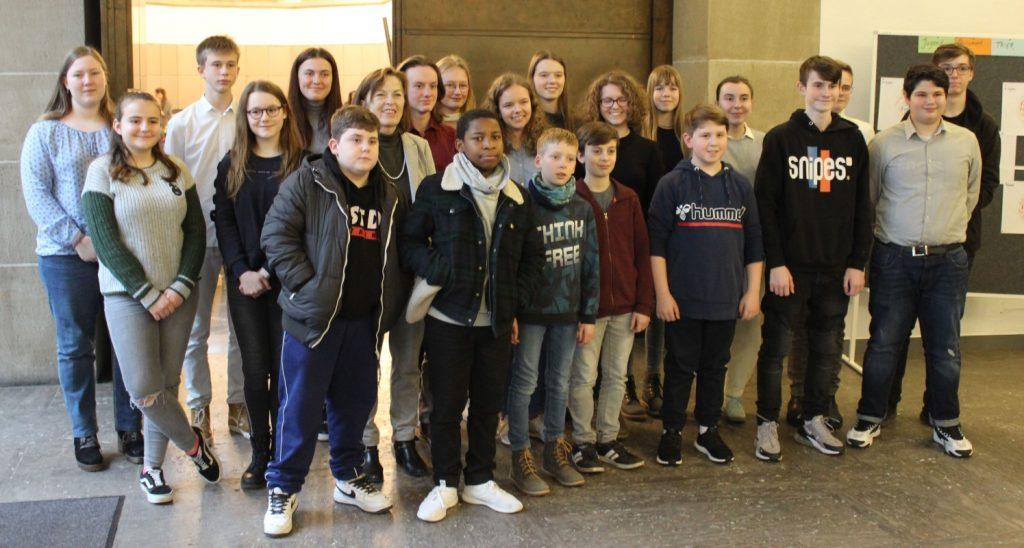 Trierer Jugendparlament (Jupa) 2020/21